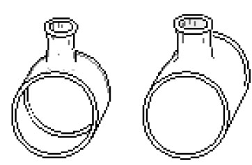 Cylindrical Borosilicate VIS Cells